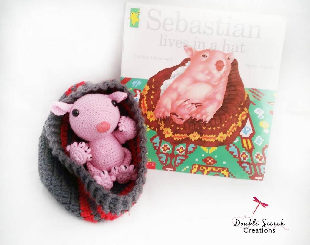 Crochet Wombat
