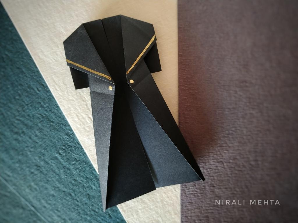 Origami  Coat
