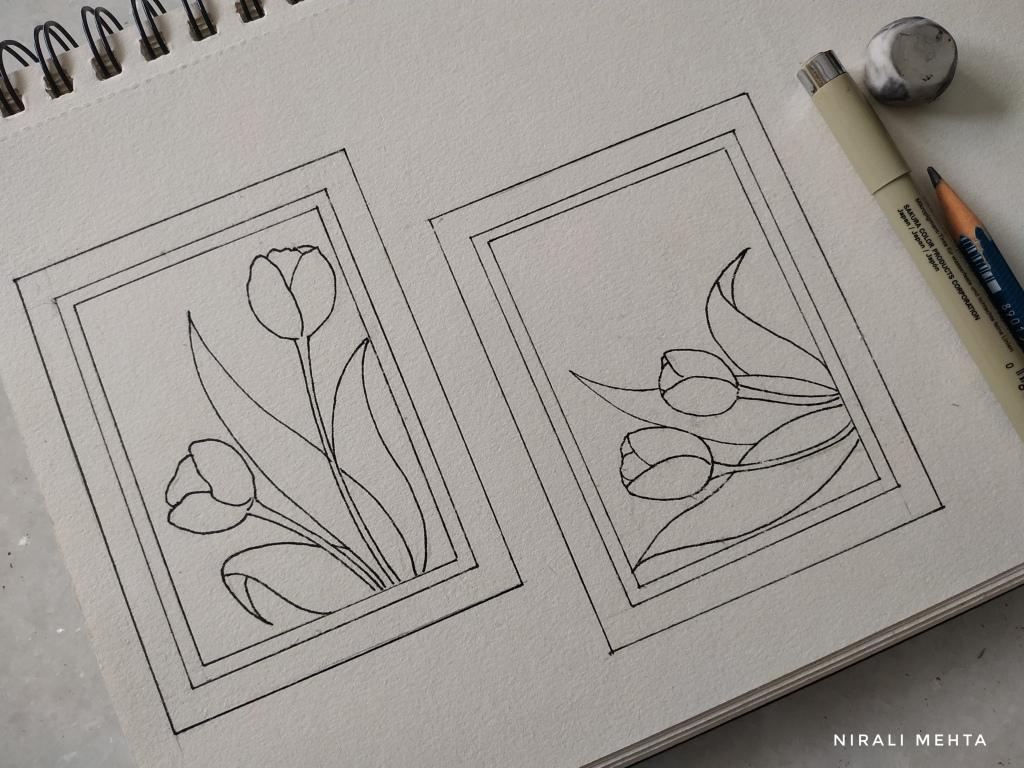 Step 2B Drawing